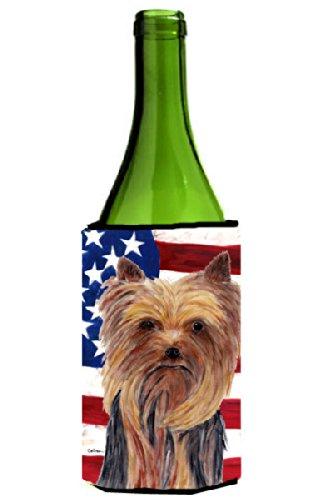 bandiera-americana-con-yorkie-michelob-ultra-koozies-for-slim-cans-sc9013muk-750-ml-multicolor