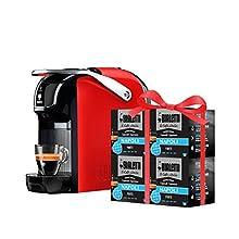 Bialetti Machine à café Espresso Break rouge