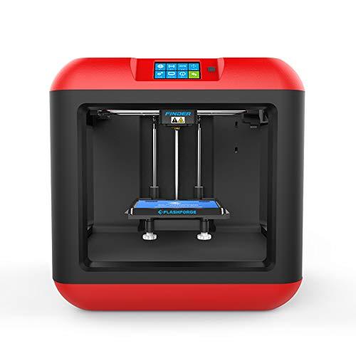 Imagen de Impresora 3D Flashforge por menos de 350 euros.