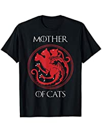 Funny Mother Of Cats Kitty Cat Lover Gift Camiseta