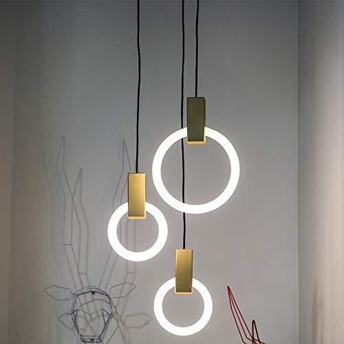 Moderne LED Pendelleuchten Acryl Lampenschirm Hochwertiger Und Qualitativ  Kronleuchter Holz Deckenlampe Schlafzimmerleuchten Wohnzimmerlampe  Esstischlampe ...