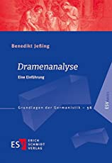 Dramenanalyse: Eine Einführung (Grundlagen der Germanistik (GrG), Band 56)