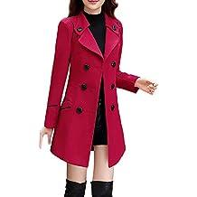check out 28e82 86529 Amazon.it: cappottino donna corto
