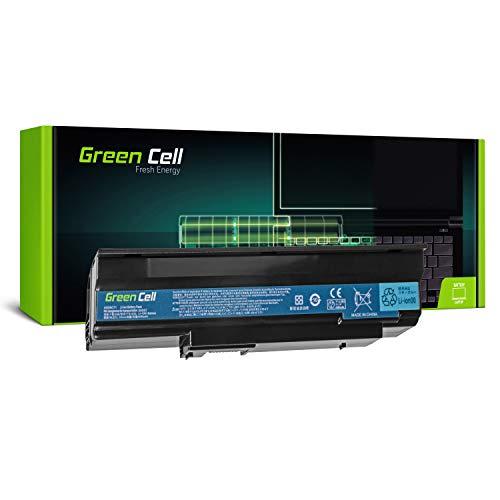 Green Cell Standard Serie AS09C31 AS09C71 Laptop Akku für Acer Extensa 5235 5635 5635G 5635Z 5635ZG (6 Zellen 4400mAh 11.1V Schwarz) -
