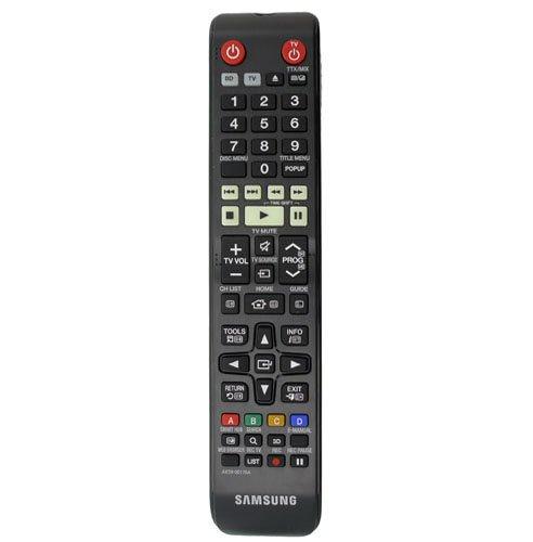 amsung BD-H8500M 3D Blu-ray DVD Player WiFi HD - Mit zwei 121AV AAA Batterien enthalten ()