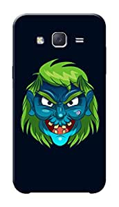 HACHI Premium Printed Cool Case Mobile Cover for Samsung Galaxy J7