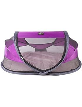 Deryan Travel Cot Baby Luxe–Cuna de viaje tienda Incluye colchoneta, selbstaufblasbarer Colchón de aire y bolsa...