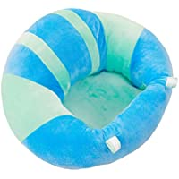 Asiento para respaldo de bebé Asiento de algodón suave Cojín para silla de comedor Almohada de