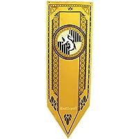 Harry Potter Wall Banner, gryffindor | hufflepuff | ravenclaw | Casa Slytherin bandera de decoración (45X150CM)