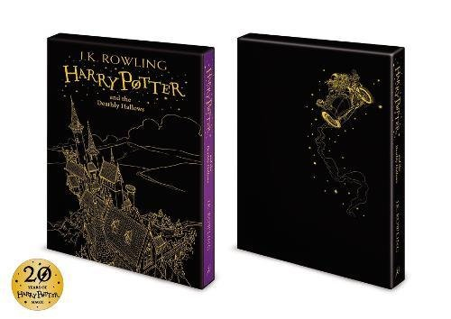 Image of Harry Potter and the Deathly Hallows (Harry Potter Slipcase Edition)
