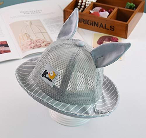 JJJ Sombrero de Sol para niños pequeños, Sombrero de Sol...