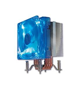 Akasa Blue Aurora AK-966BL CPU cooler Intel LGA 775