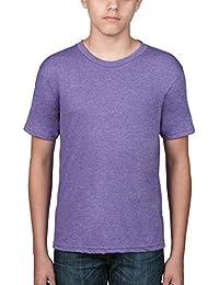 Anvil - T-shirt - Col ras du cou - Manches courtes Garçon