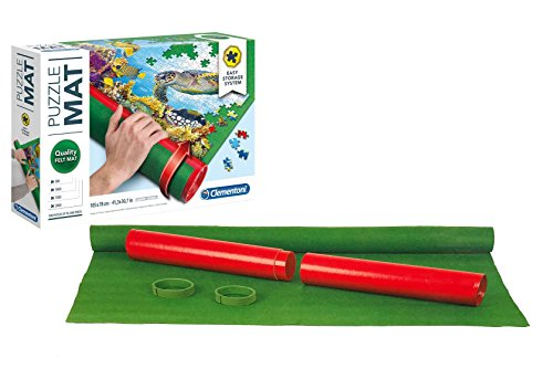 Outletdelocio Puzzle Roll Clementoni 30297. Tapete universal para transportar/guardar puzzles hasta 2000 piezas