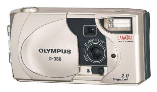 Olympus Camedia C-120 D-380  Digital Camera