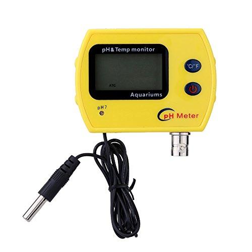 KKmoon Misuratore di pH professionale ad alta precisione Portable Online