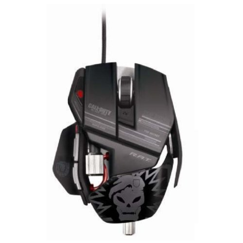 MAD CATZ ? Base R.A.T.5 & R.A.T.7 ? Modelo Especial - Call of Duty Black OPS Stealth