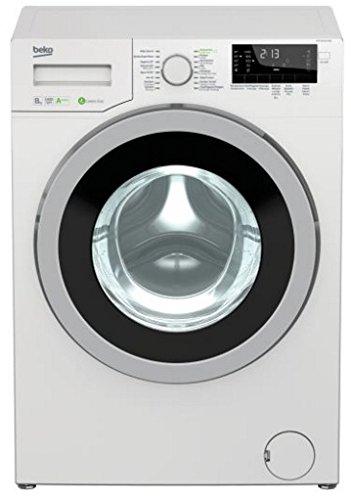 Beko WMY 81483LMB2 lavatrice Libera installazione Caricamento frontale Bianco 8 kg 1400 Giri/min A+++