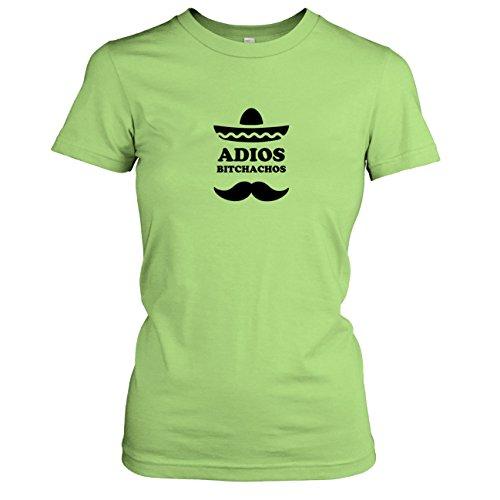 TEXLAB - Adios Bitchachos - Damen T-Shirt Kiwi