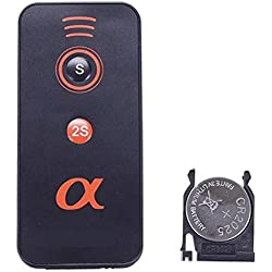 Eleganantamazing IR - Mando a Distancia inalámbrico para Sony A6000 Ilce-6000L Nex-5T Nex-5N Nex-5R Nex-6