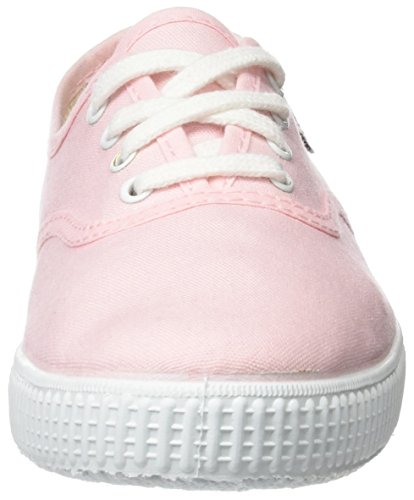 Victoria Inglesa Lona, Baskets mode mixte adulte Rose (Rosa)