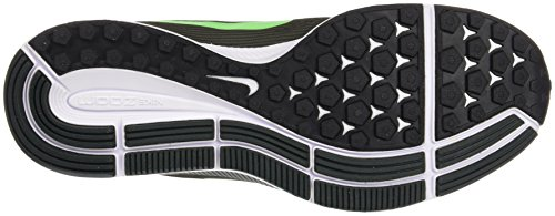 Nike Air Zoom Pegasus 34, Scarpe Running Uomo Verde (Vert Nature/turquoise Atomique Sombre/vert Illusion/vert De Rage)