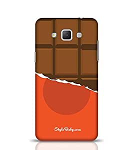 Galaxy A5 Cover Choco - Samsung Galaxy A5 Multicolor