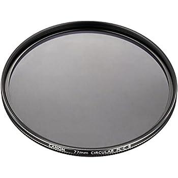 Canon PL-CB II 77mm Filtres polarisants circulaires pour Appareil photo