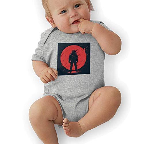Babybekleidung Jungen Mädchen T-Shirts, Red Sphere Baby Boys and Girls Newborn' 100% Cotton Short Sleeve Bodysuit Clothes -