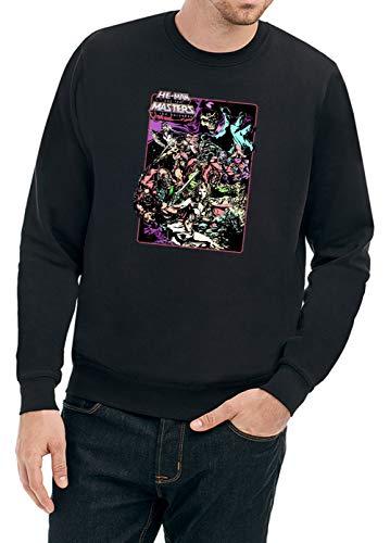 Certified Freak Heman Masters Sweater Black L