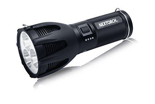 Preisvergleich Produktbild Nextorch(TM) Saint Torch 3 2600 Lumen Outdoor LED Taschenlampe inkl. Akku