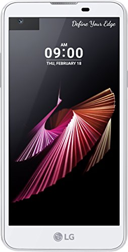 Galleria fotografica LG K 500N X Screen Single SIM 4G 16GB White - smartphones (12.7 cm (5), 16 GB, 13 MP, Android, 6.0 Marshmallow, White)