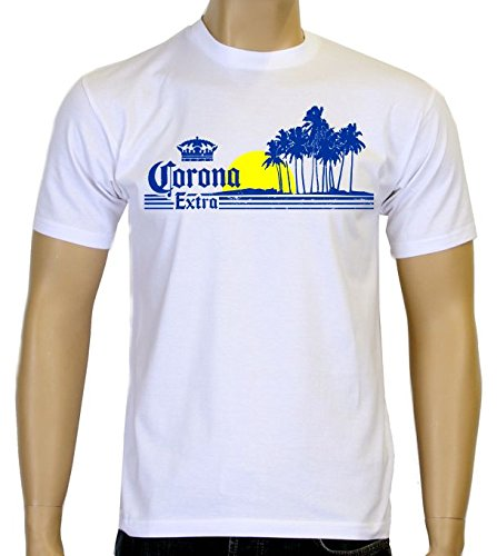 coole-fun-t-shirts-corona-t-shirt-homme-blanc-large-taille-fabricant-l