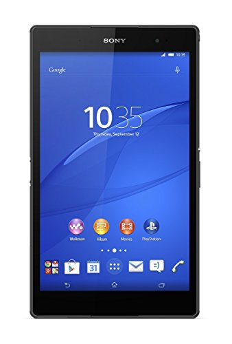 Sony Xperia Z3 Compact 16GB Black tablet - tablets (20.3 cm (8