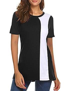 shermie Camiseta de Manga Larga - Para Mujer