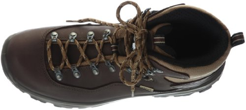 Berghaus - Scarponcini da escursionismo e camminata, Uomo Marrone (Braun (BROWN B90))