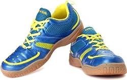 Nivia Achiever Badminton Shoes, UK 7 (Blue)