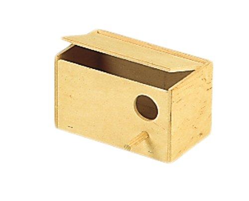 nobby-nichoir-en-bois-pour-perruche-20-x-15-x-15-cm