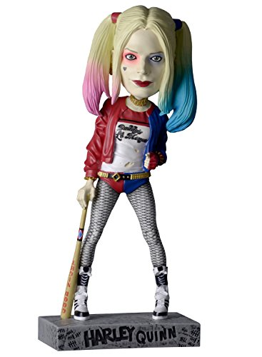 Suicide Squad Movie Harley Quinn Bobble Head by Suicide Squad