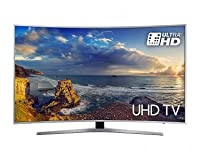 "Samsung UE65MU6500 65"" Smart 4K Ultra HD HDR Curved LED TV"
