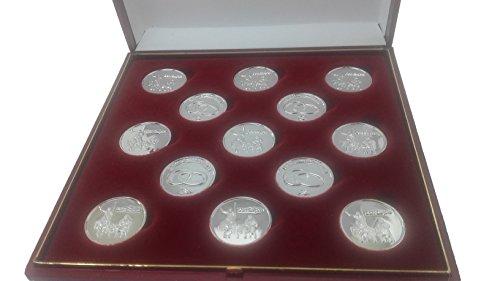 Zoom IMG-1 monete nuziali di don quijote
