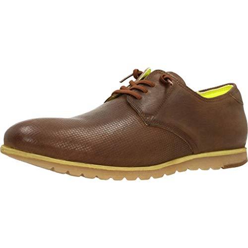 Zapatos Hombre, Color marrón, Marca CETTI, Modelo