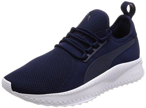 Puma Tsugi Apex, Sneakers Basses Mixte Adulte Bleu (Peacoat-puma White)