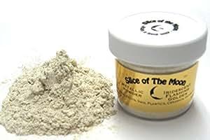 Iridescent Gold Mica Powder 1oz Cream Gold Iridescencent Powder Cosmetic Mica Slice of the Moon