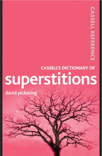 Cassell's Dictionary of Superstitions (Cassell Reference)