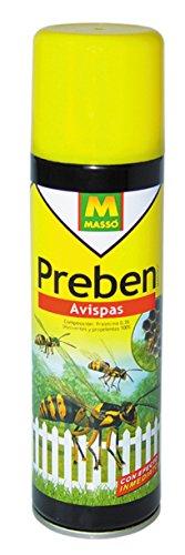 Insecticida Avispas Massó Preben 250ml