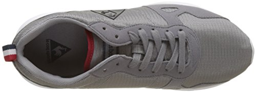 Le Coq Sportif Unisex-Erwachsene LCS R600 Mesh Trainer Low Grau (Frost Gray/dress Blu)