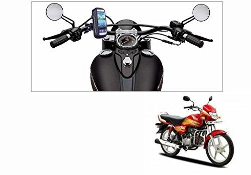 Speedwav Waterproof Bike Mobile Phone Holder Case upto 5.5 Inch Screen-Hero HF Deluxe