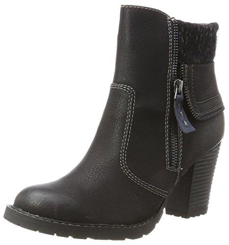 Tamaris Damen 26336 Stiefel, Schwarz (Black), 38 EU