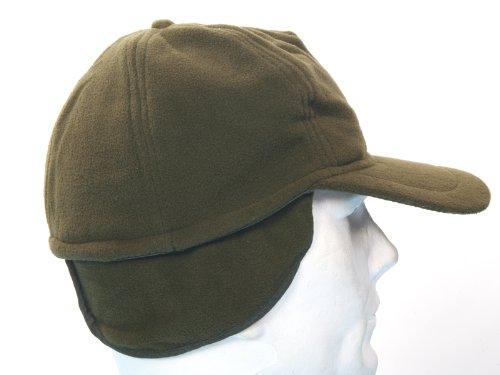 Fratelliditalia cappello berretto cappellino invernale caccia imbottito pile copri orecchie
